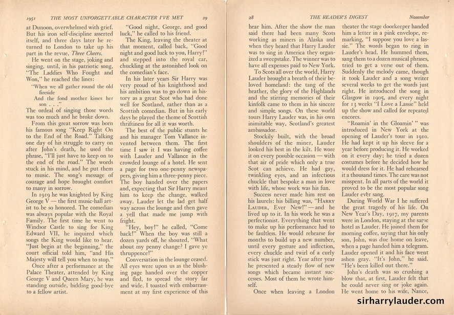 Article by Tom Clarke Readers Digest Nov 1951 -2