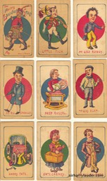 Card Game The Harry Lauder Snap Undated