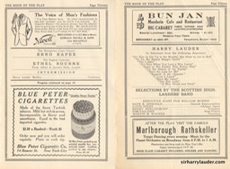 Casino Theatre New York Program Booklet Dated Jan 15 1914 -3
