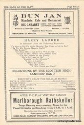 Casino Theatre New York Programme Booklet Jan 5 1914 -3