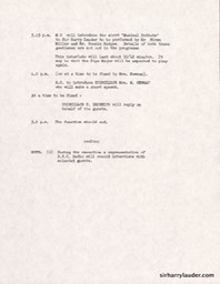 Ceremony Notes for Tooting Plaque Unveiling From Betty Lauder July 1969 -3