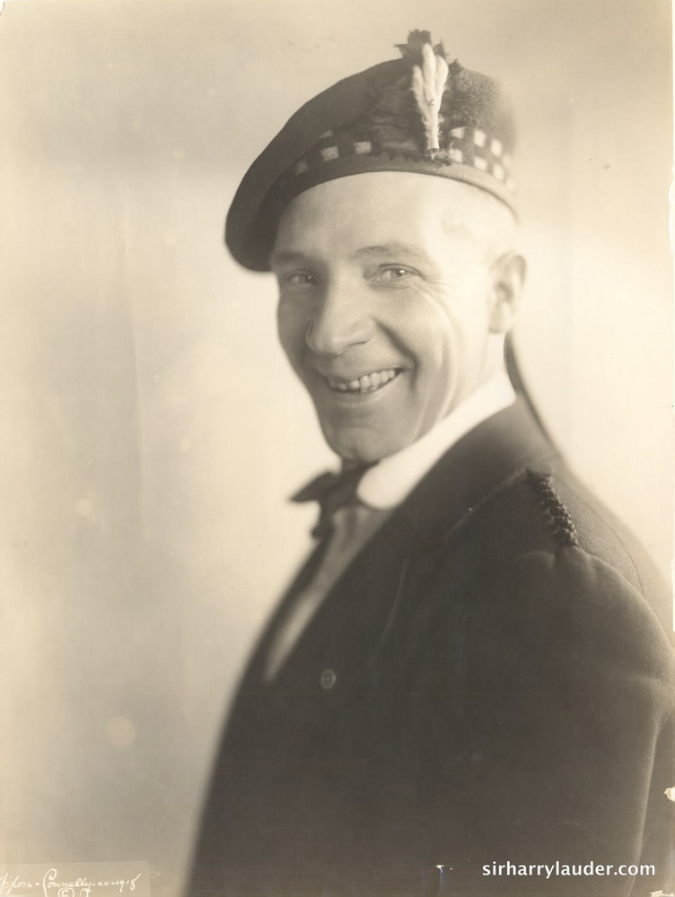 Large Hixon Connelly Publicity Photo Undated