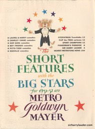 MGM Stars In Short Subjects 1931 32 -5