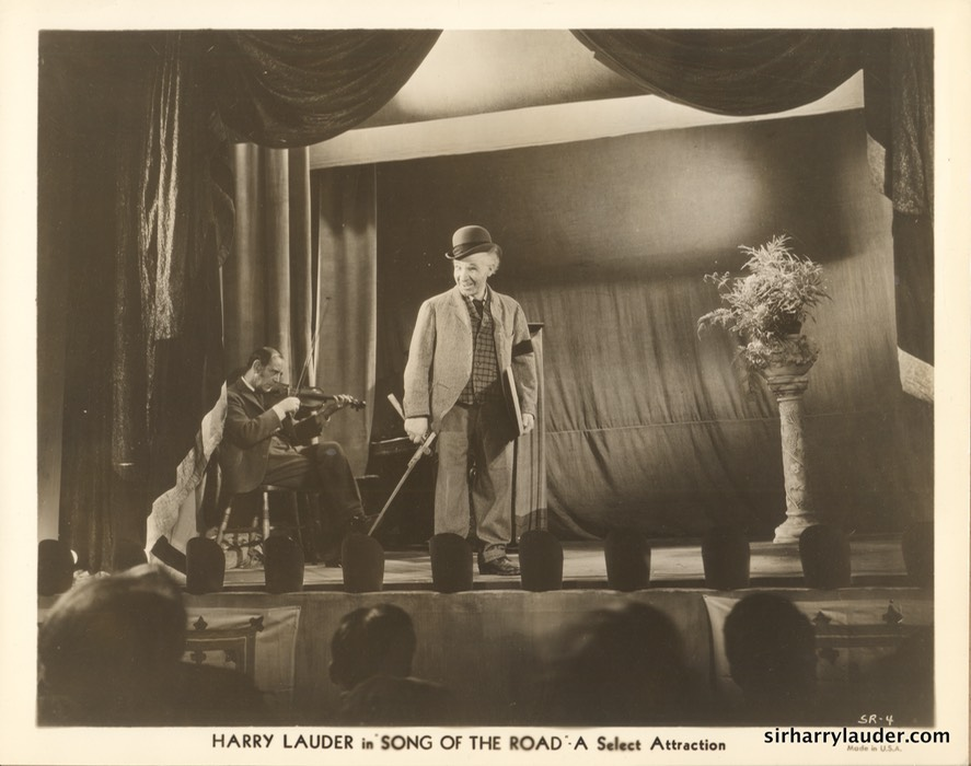 Movie Still Song Of The Road Verso Date Stamped Oct 30 1940