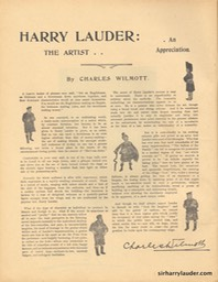 Music Booklet Francis & Days 2nd Album Of Harry Lauders Popular Songs Cover Red London -3