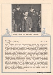 New Victor Records Booklet Article & Photo Aug 1918