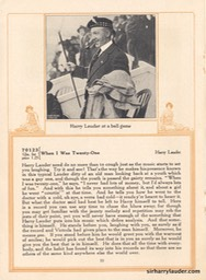 New Victor Records Booklet Article & Photo May 1919
