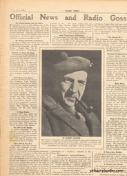 Radio Times Article By Sir Harry Dated Jun 25 1926 -3