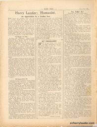 Radio Times Article By Sir Harry Dated Jun 25 1926 -2