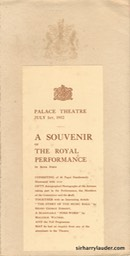Royal Music Hall Performance July 1 1912 -7