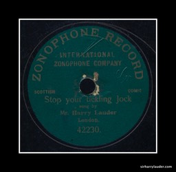 Seven Inch Zonophone