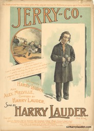 Sheet Music Jerry-Co Francis Day & Hunter London 1902