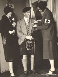 Sir Harry & Red Cross 1926 -1
