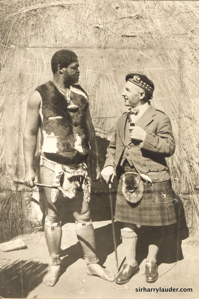 Sir Harry & Umpikayiboni Undated