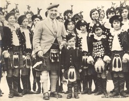 Sir Harry At Cowal Highland Gathering? Undated