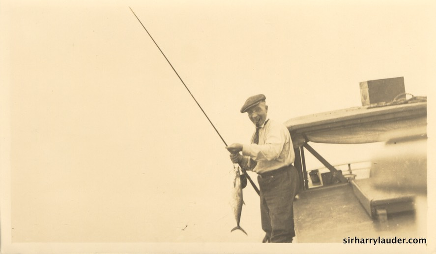 Sir Harry Fishing Australia 2 Undated