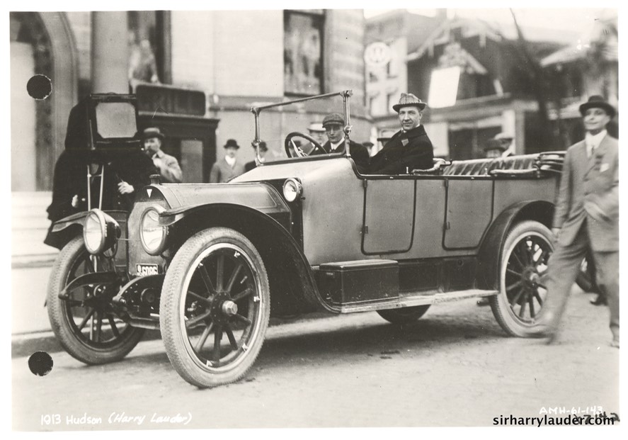 Sir Harry In 1913 Hudson
