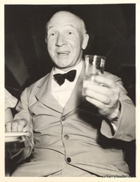 Sir Harry In NY French Casino 1937