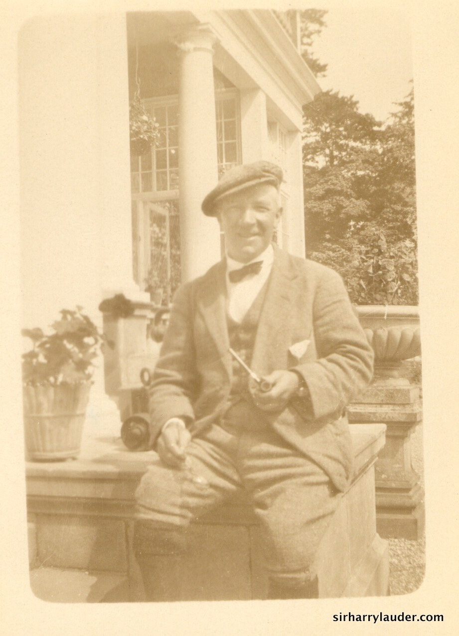 Sir Harry Outdoors Undated