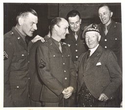Sir Harry Visits ARC 1943