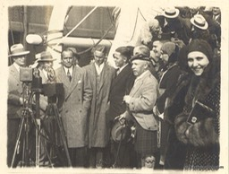 Sir Harry With Douglas Fairbanks & Bobby Jones Others