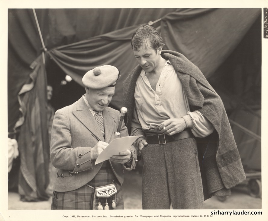 Sir Harry With Gary Cooper 1937