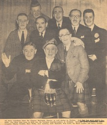 Sir Harry With Other Great Scottish Comics
