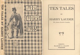 Ten Tales Book Cover & Frontispiece